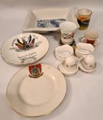 Antique Parcel of Assorted China 12 Items