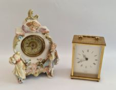 Vintage Clocks Includes Junghans Meister Carriage Clock