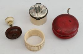 Antique & Vintage Collection of Items Includes Yo Yo etc