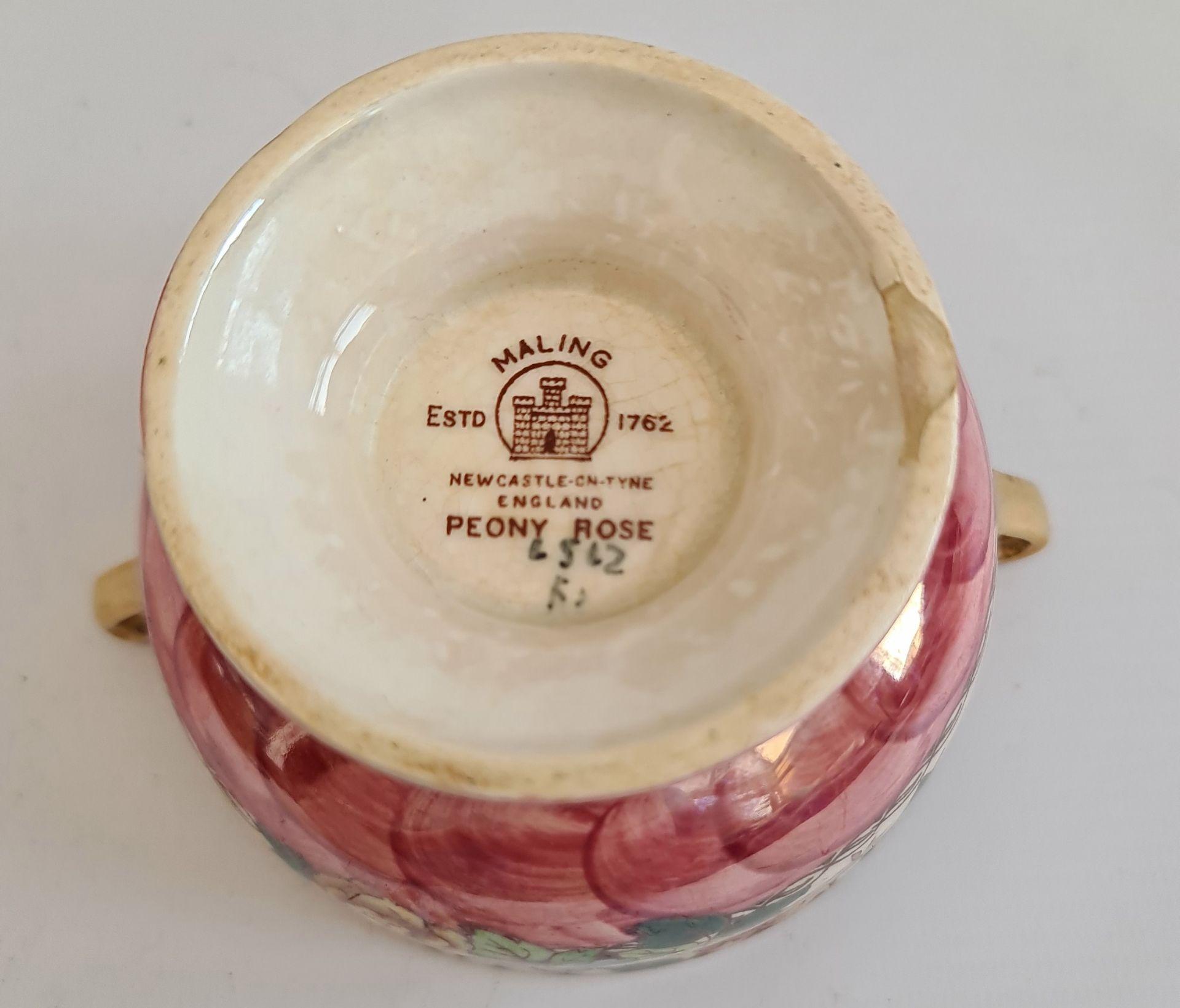 Antique Bretby Vine leaf Pottery Mailing & Minton - Image 4 of 5