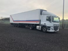 2007 Schmitz Refrigerated Trailer (Tractor Unit not included)