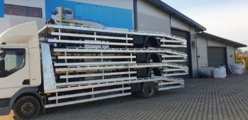 4 new 7-metre Aluminium Recovery Bodies