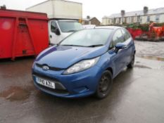 2010 Ford Fiesta Edge, TDCi 68 Hatchback (direct council)