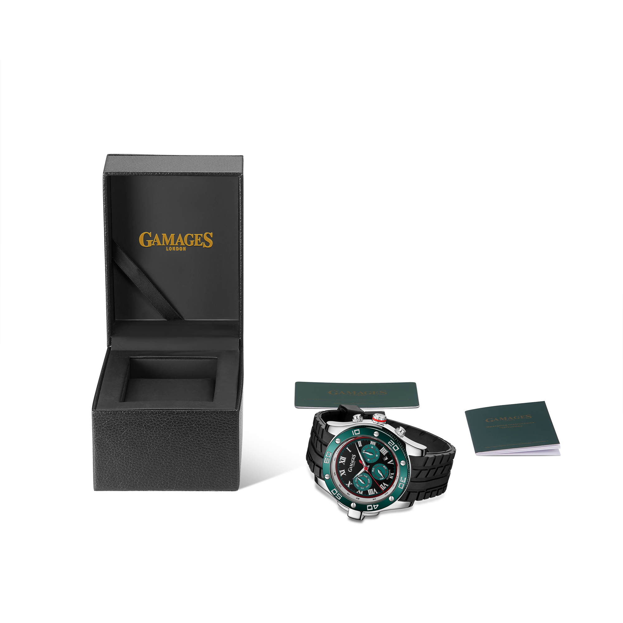 Ltd Edition Hand Assembled Gamages Driver Automatic Black – 5 Year Warranty & Free Delivery - Image 2 of 5