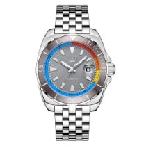 Limited Edition Hand Assembled Gamages Regal Automatic Steel – 5 Year Warranty & Free Delivery