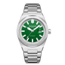 Ltd Edition Hand Assembled Gamages Quintessential Automatic Green – 5 Year Warranty & Free Delivery
