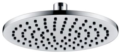 New (P41) Alfred Victoria Modern Abs Shower Head Shp27 - Chrome Finish Core Material : Abs Ch...