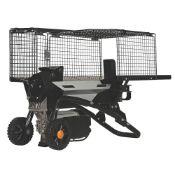 New (S173) Titan 65553A Corded Brushless 37Cm Log Splitter 1.5Kw. Powerful Electric Log Splitte...