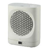 New (S209) Goodhome Colenso Fh-715 Freestanding Oscillating Fan Heater 2000W. Compact, Mobile D...
