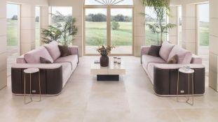 New 13.3m2 Porcelanosa Cannes Natural Tiles. 330x100mm Per Tile. 1.33M Per Pack. Cannes Has The...