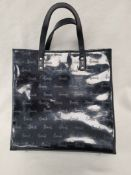 Harrods Of London Signature Logo Tote Bag