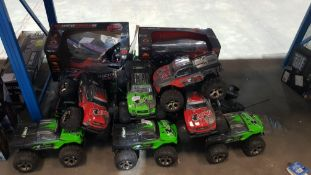 Approx. 13 x Red5 High speed RC Racing Buggy Approx. 13 x Red5 High speed RC Racing Buggy----