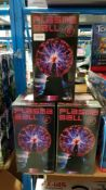 7 X Red5 Plasma Ball 6î 7 X Red5 Plasma Ball 6î---- Condition:Used Location:DN14 Shipment: