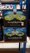 16 X Red5 The Illuminator Light Up Drone 16 X Red5 The Illuminator Light Up Drone---- Condition:Used