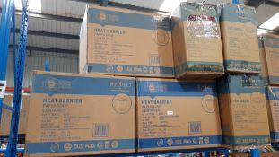 (R4E) Approx. (60 X 25 Pieces) Spirit Pak Heat Barrier Paper Soup Container 26 Oz & (60 X 25 Pieces)