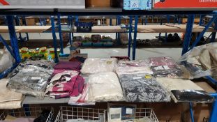 (R4N) 12 X Mixed Style / Size Dunelm Mill Curtains To Include Tatiana, Lyton, Pencil Pleat, Verona