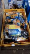 (R4H) Approx. 60 X Car Twister Shades (New / Sealed)