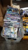 (R4H) Approx. 1000 X Doctor Who Monster Invasion Magazine & Trading Cards To Include Issues 7, 8, 1
