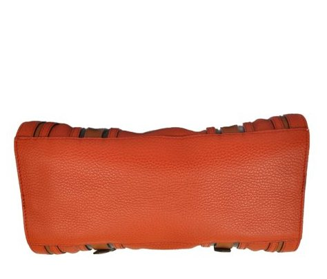Burberry - Alchester Bowling Medium Leather Hand Bag - Image 5 of 6