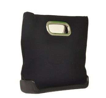 Prada - Scuba Textile Hand Bag - Image 5 of 5
