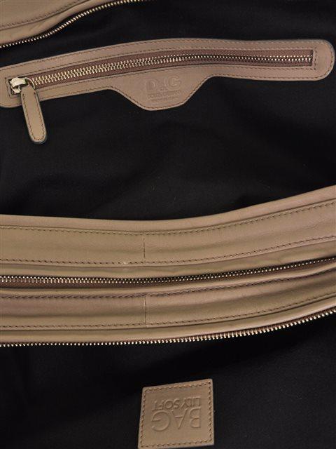 Dolce & Gabbana - Lily Soft Leather Shoulder Bag - Image 5 of 6