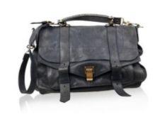 Proenza Schouler - Medium P21 Leather Satchel Bag