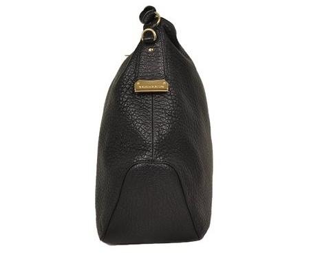 Burberry - Leather Shoulder Bag - Image 4 of 5