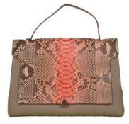 Anya Hindmarch - Python printed Hand Bag