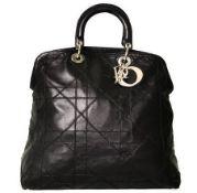Christian Dior - Granville Large Leather Hand Bag
