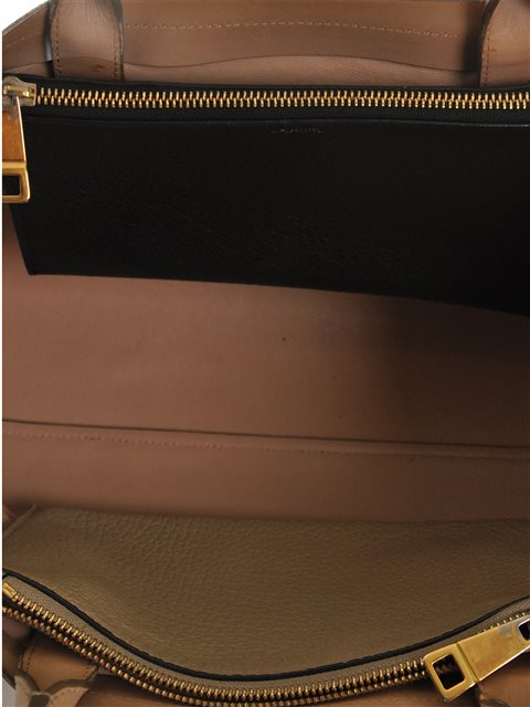 ChloŽ - Shopping Tote Leather Bag - Image 6 of 6