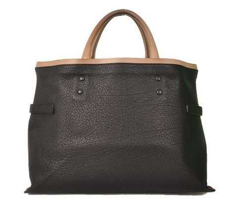 ChloŽ - Shopping Tote Leather Bag - Image 2 of 6