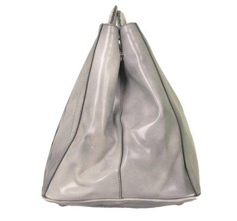 Prada - Crystal Embellished Vitello Shiny Leather Hand Bag - Image 5 of 6