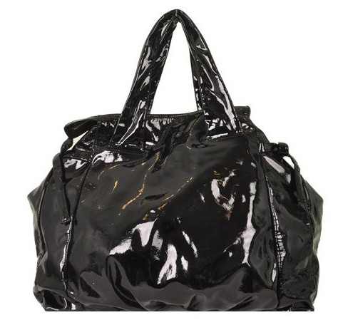 Gucci - Patent Leather Shoulder Bag - Image 6 of 6