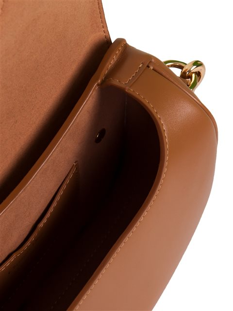 Christian Dior - Medium Bobby leather shoulder bag - Image 6 of 8