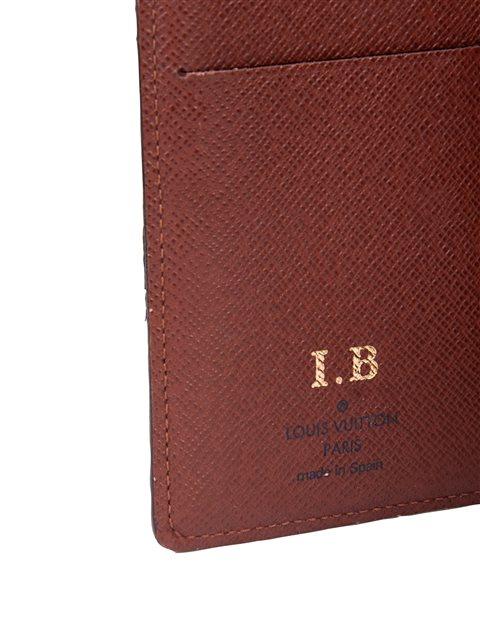 Louis Vuitton - Monogram Canvas Medium Ring leather Organizer Pouch - Image 5 of 5