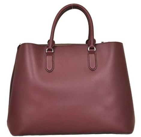 Ralph Lauren - Leather Shoulder Bag - Image 6 of 6