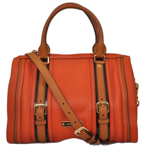 Burberry - Alchester Bowling Medium Leather Hand Bag
