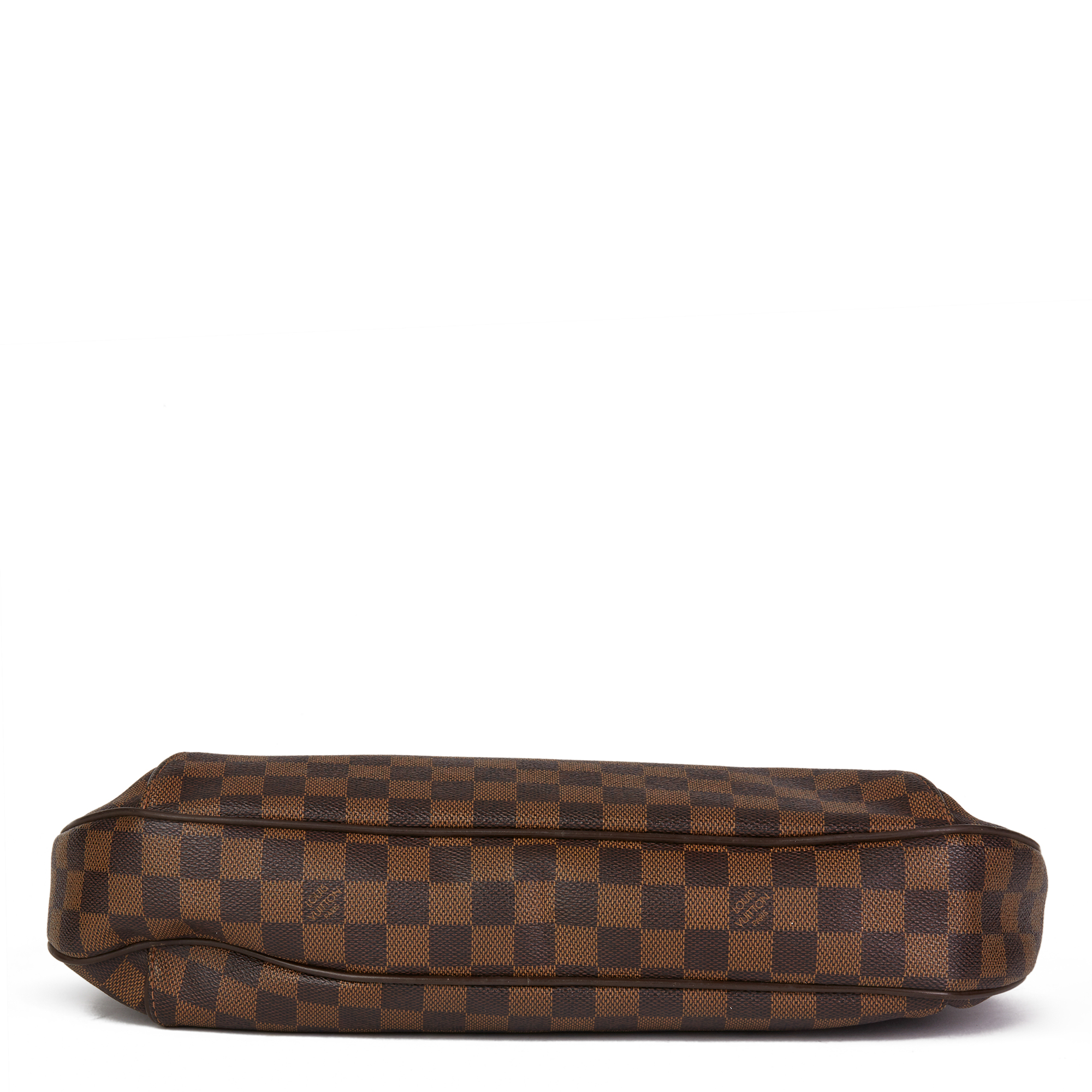Louis Vuitton Brown Damier Ebene Monogram Coated Canvas Thames PM - Image 7 of 10