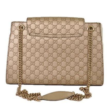Gucci - Guccisima Emily Large Leather Shoulder Bag - Image 3 of 7