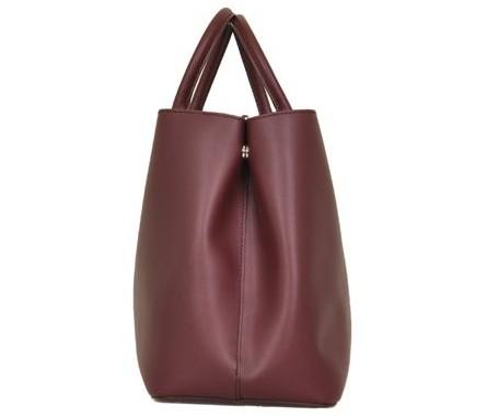 Ralph Lauren - Leather Shoulder Bag - Image 4 of 6