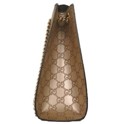 Gucci - Guccisima Emily Large Leather Shoulder Bag - Image 2 of 7