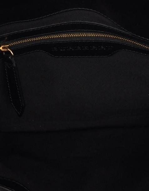 Burberry - Leather Shoulder Bag - Image 2 of 6