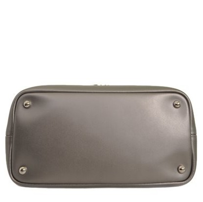 Longchamp - Shiny Leather Shoulder Bag - Image 2 of 5