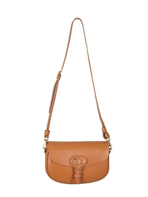Christian Dior - Medium Bobby leather shoulder bag - Image 5 of 8