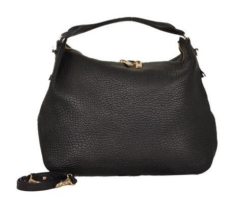 Burberry - Leather Shoulder Bag