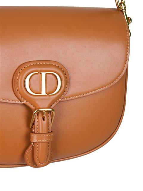 Christian Dior - Medium Bobby leather shoulder bag - Image 7 of 8