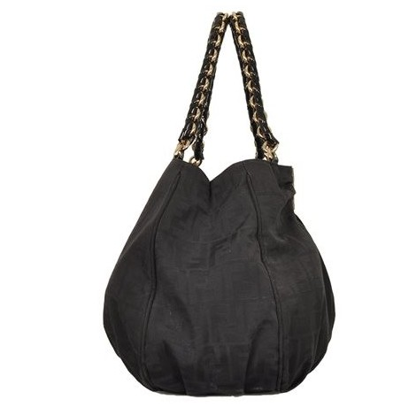 Fendi - Canvas Shoulder Bag - Image 4 of 6
