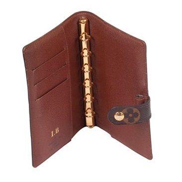 Louis Vuitton - Monogram Canvas Medium Ring leather Organizer Pouch - Image 4 of 5