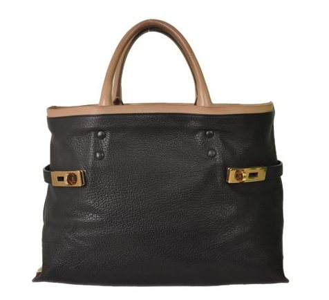 ChloŽ - Shopping Tote Leather Bag
