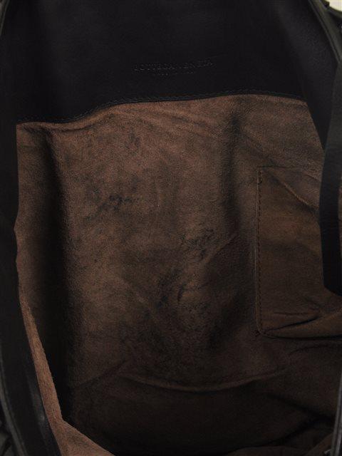 Bottega Veneta - Intrecciato Woven Nappa Leather Hand Bag - Image 4 of 4